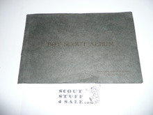 1928-1929 Annual Report Delaware and Montgomery Counties Council, Assembled Like A Photo Album, Approximately 50 Pages