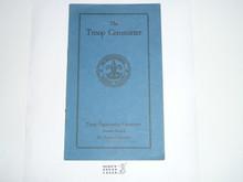 Teens The Troop Committee, Newark Council