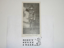 Teens Boy Scout Movie Advertisement