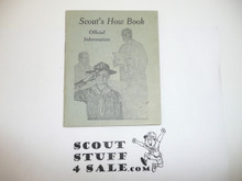Teens Riverside County Council Scouts How Book