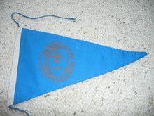 1963 World Jamboree Felt Pennant