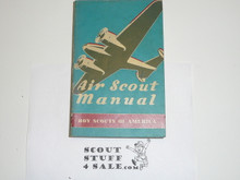 1942 Air Scout Manual, Proof Edition, 11-42 Printing