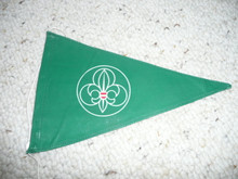 Foreign Scout Pennant