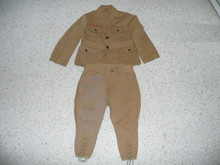 Early Uniform Jacket and pants for a VERY small Scout
