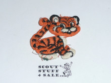 Tiger Cub Patch, used