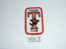 Tiger Cub T Patch