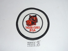 Tiger Cubs BSA Patch