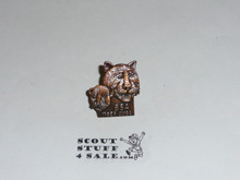Tiger Cubs BSA Pin