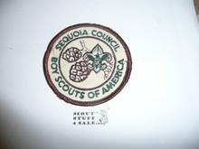 Sequoia Council Patch (CP) #2
