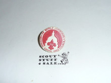 1983 Boy Scout World Jamboree National Capital Area Council Contingent Pin