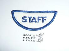 1983 Boy Scout World Jamboree Nanock Sub Camp STAFF Patch