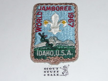 1967 Boy Scout World Jamboree Medical CorpsPatch