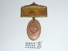 1959 Boy Scout World Jamboree Medal, without ribbon back