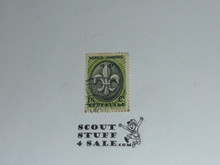 1937 Boy Scout World Jamboree Cancelled Stamp