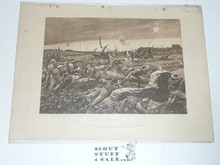 Print of Mafeking Seige