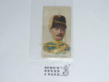 Sweet Crop Smoking Mixture Of London, A Series of Over 100 Subjects, Col. Baden Powell