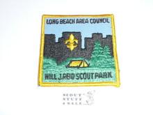 Will J. Reid Scout Park Patch