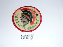 Tribe of Chawanakee Patch