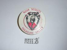 Treasure Valley Aqua Scouts Neckerchief Slide