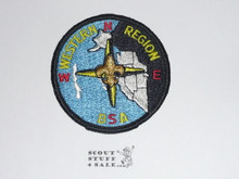 Western Region Patch - Old and Original