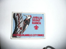 2000's Camp Jubilee Patch - Southern California Scouting