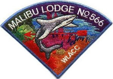 Order of the Arrow Lodge #566 Malibu P4 Pie Patch - Scout