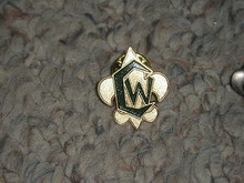 Camp Whitsett CW Pin - Scout #1
