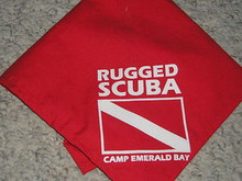 Camp Emerald Bay - Rugged Scuba Neckerchief - Very RARE