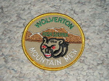 1960's Camp Wolverton Patch - Southern California Scouting #2