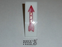 Order of the Arrow Lodge #383 Neckerchief Slide