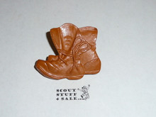 Hiking Boots Neal Neckerchief Slide