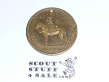 Excelsior Shoe Company Teens Boy Scout Coin / Token #4