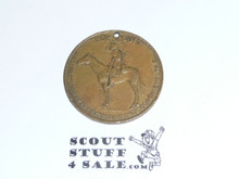 Excelsior Shoe Company Teens Boy Scout Coin / Token #1