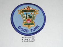 95th BSA Anniversary Patch, Good Turn