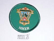 95th BSA Anniversary Patch, Hiker
