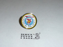 75th BSA Anniversary, 1985 Order of the Arrow Pin
