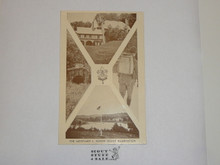 Schiff Scout Reservation, Official Postcard