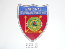 Schiff Scout Reservation, National Troop Leader Development Shield Patch