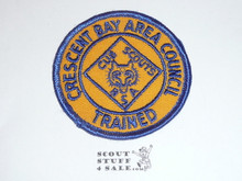 Crescent Bay Area Council, Trained Cub Scout Leader Patch