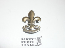 Stamped Foreign Boy Scout Pin