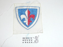 Woven Foreign Boy Scout Patch