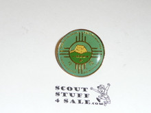 Philmont Scout Ranch, 1989 Order of the Arrow Trek Pin