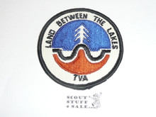 Land Between the Lakes High Adventure Base Patch