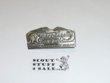Silver Hornaday Award Bar