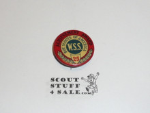WWI Boy Scouts of America Achievement Award