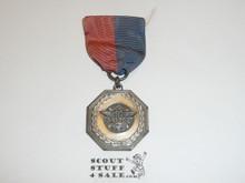Silver Explorer Scout Contest Medal, CAW Design