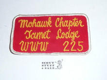 Order of the Arrow Lodge #225 Tamet Mohawk x1 Chapter Patch
