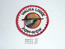 Walika Order of the Arrow Lodge #228 1958 Pow Wow Patch