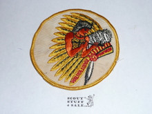 Walika Order of the Arrow Lodge #228 1954 Pow Wow Patch, box soiled