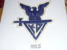 Knights of Dunamis Felt Emblem